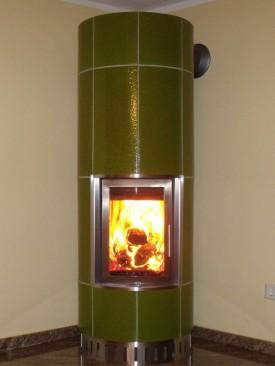 Bild Säulen-Ofen